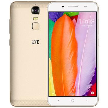 ZTE Blade A2 Plus 5000mAh Battery 5.5 inch 4GB RAM 32GB ROM MT6750T Octa core 4G Smartphone