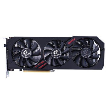 £273.00 % Colorful® iGame GTX 1660 Ti Ultra 6GB GDDR6 192Bit 1770-1845MHz 12Gbps Gaming Video Graphics Card  Computer Components from Computer & Networking on banggood.com