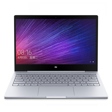 Xiaomi Notebook Air 13 Win10 13.3 Inch Intel Core i5-7200U Dual Core 8G/256GB Fingerprint Laptop