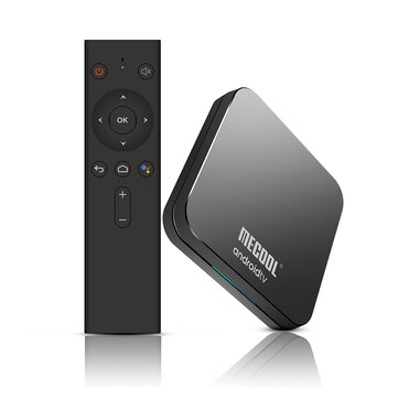 Mecool KM9 Pro ATV S905X2 4GB DDR4 RAM 32GB ROM Android 9.0 5G WIFI bluetooth 4.1 4K Voice Control TV Box
