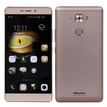 Hisense E76 Infinity Elegance 1 5.5 inch 4GB RAM 64GB ROM Snapdragon 430 Octa core 4G Smartphone