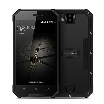 Blackview BV4000 4.7 Inch IP68 1GB RAM 8GB ROM MT6580A 1.3GHz Quad Core 3G Smartphone