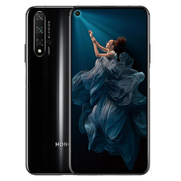HUAWEI HONOR 20 6.26 inch 48MP Quad Rear Camera NFC 8GB RAM 128GB ROM Kirin 980 Octa core 4G Smartphone