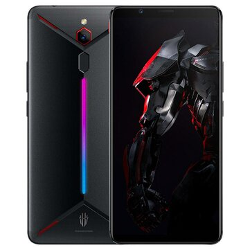 ZTE Nubia Red Magic Mars 6.0 Inch FHD+ Android 9.0 3800mAh 8GB RAM 128GB ROM Snapdragon 845 Octa Core 2.8GHz 4G Gaming Smartphone Smartphones from Mobile Phones & Accessories on banggood.com