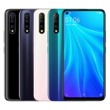 VIVO Z5x 6.53 inch 5000mAh Triple Rear Camera Android 9.0 8GB 128GB Snapdragon 710 Octa Core 4G Smartphone Smartphones from Mobile Phones & Accessories on banggood.com