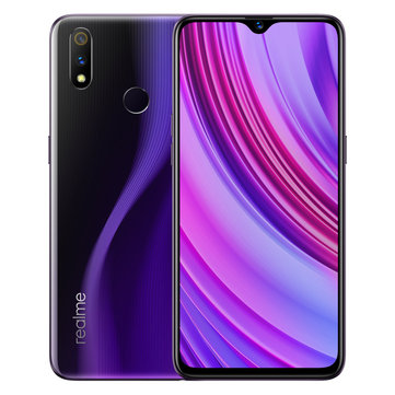 £211.23 17% OPPO Realme 3 Pro Global Version 6.3 Inch FHD+ Android 9.0 4045mAh 25MP AI Front Camera 4GB RAM 64GB ROM Snapdragon 710 Octa Core 2.2Ghz 4G Smartphone Smartphones from Mobile Phones & Accessories on banggood.com