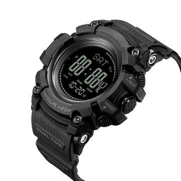 ALIFIT Outdoor Sports Altimeter Thermometer Compass Multi-sport Modes Weather ELBacklight Digital Watch from Xiaomi Youpin