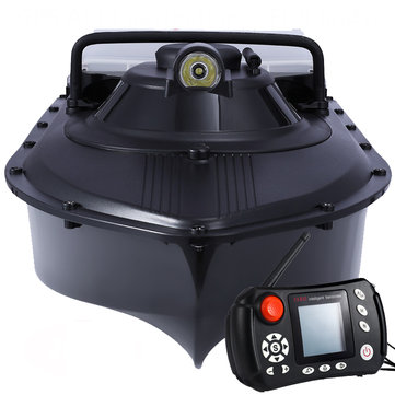 ZANLURE GPS Position Automatic Return Remote Control Fishing Bait Boat RC Carp Fishing Feeder Outdoor Fish Finder