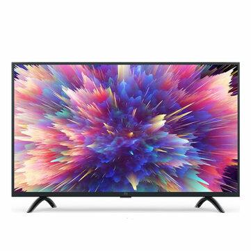 Μπορεί να μην είνια η πιο τέλεια σε ανάλυση αλλά με 140 smart TV δεν βρίσκειςΕυρωπαϊκή αποθήκη | Xiaomi Mi TV 4A 32 Inch Voice Control DVB-T2/C 1GB RAM 8GB ROM 5G WIFI bluetooth 4.2 Android 9.0 HD Smart TV Television International Version – EU Plug