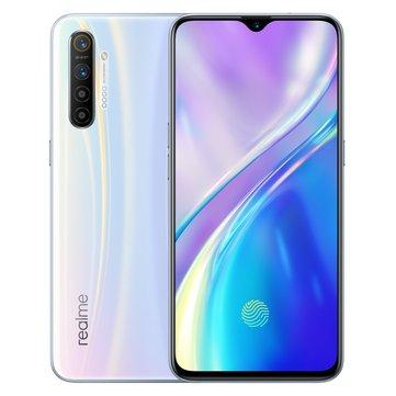 Realme XT 6.4 inch FHD+ In-Display Fingerprint 4000mAh 64MP AI Quad Cameras 6GB RAM 64GB ROM Snapdragon 712 Octa Core 2.3GHz 4G SmartphoneSmartphonesfromMobile Phones & Accessorieson banggood.com