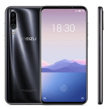 Meizu 16Xs CN Version 6.2 inch 48MP Triple Rear Camera 6GB 64GB 4000mAh Snapdragon 675 Octa core 4G Smartphone Smartphones from Mobile Phones & Accessories on banggood.com
