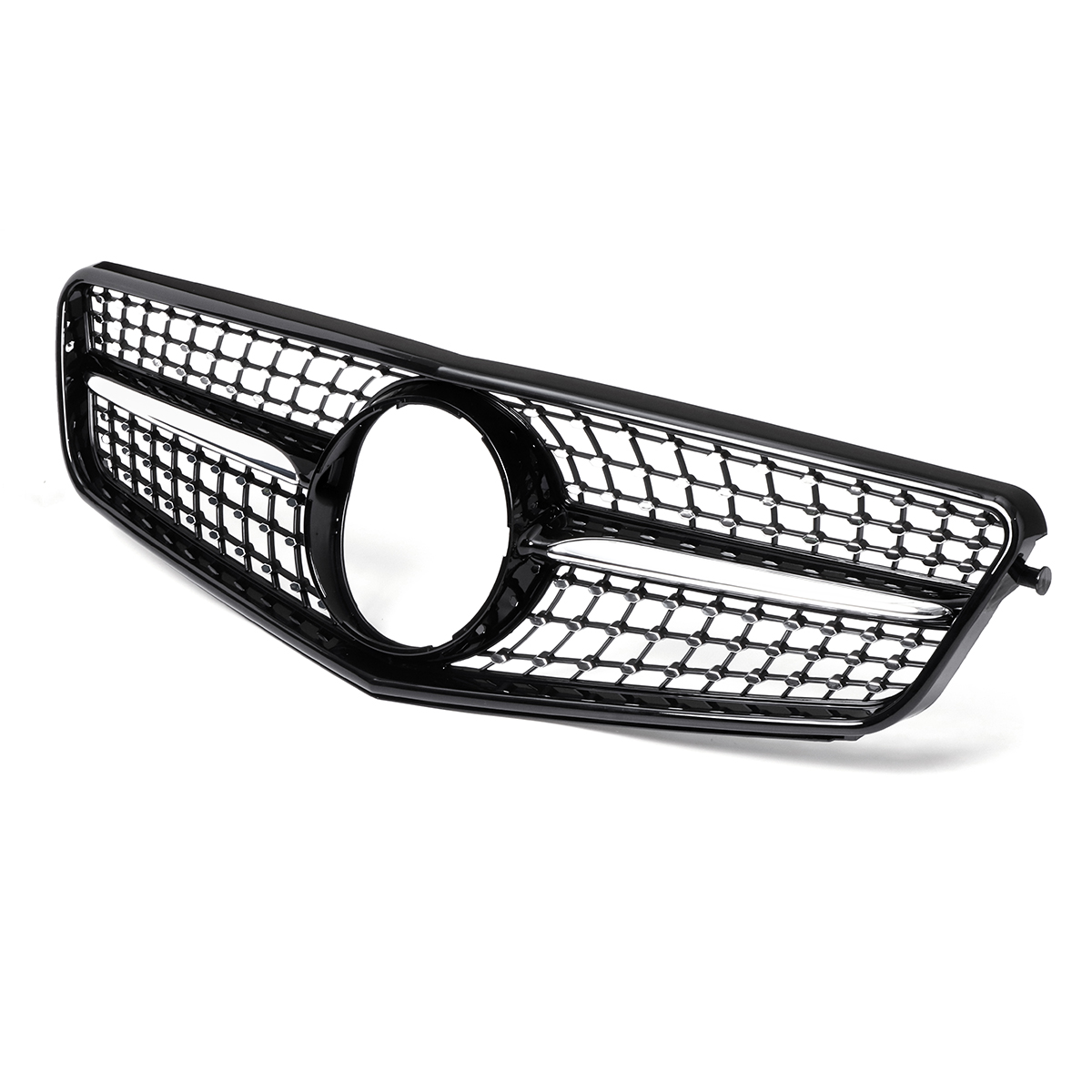 For Mercedes Benz C Class W204 Front Grille
