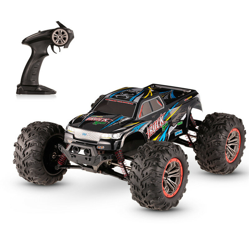 XinleHong 9125 1/10 2.4G 4WD 46km/h LED RC Car Short Course Truck RTR Toys