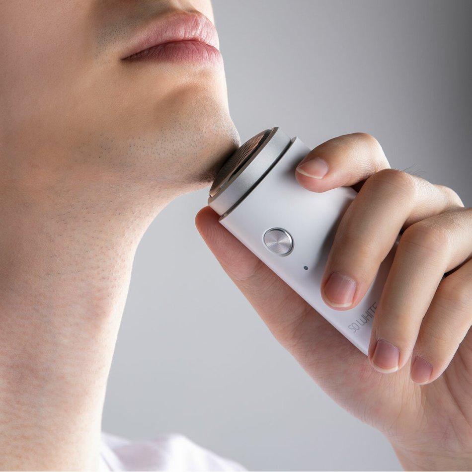 XIAOMI SO WHITE ED1 Mini Protable Electric Shaver