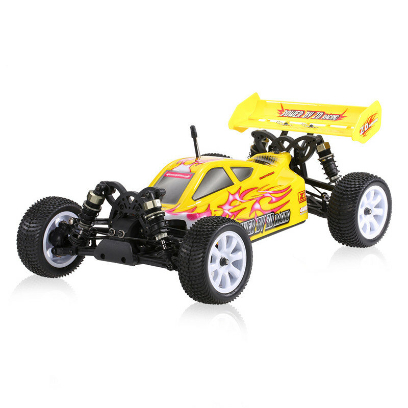 ZD Racing 9102 Thunder B-10E DIY Car Kit 2.4G 4WD 1/10 Scale RC Off Road Buggy Without Electronic Parts