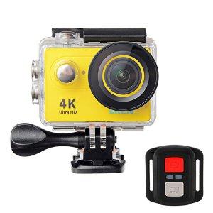 Και αφού πήρατε μάσκες όσοι δεν έχετε και κάμερα τσεκάρετε και αύτη στα €35.63 τελική τιμή από αποθήκη Κίνας | EKEN H9R Sport Camera Action 4K Ultra HD 2.4G Remote WiFi 170 Degree Wide Angle