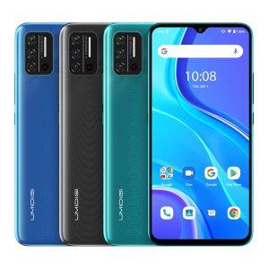Οικονομικό κινητό στο 60αρι από αποθήκη Κίνας | UMIDIGI A7S Global Bands 4150mAh Android 10 Go 6.53 inch HD+ 3 Card Slots 13MP AI Quad Camera 2GB 32GB MT6737 4G Smartphone