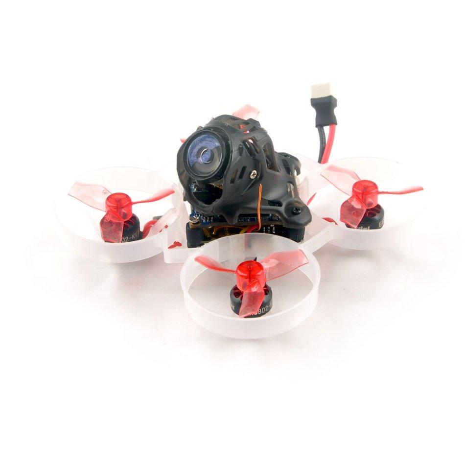 27g Happymodel Mobula6 HD M6 65mm Crazybee F4 Lite 1S Whoop FPV Racing Drone BNF w/ Runcam Split3-lite 1080P HD DVR Camera