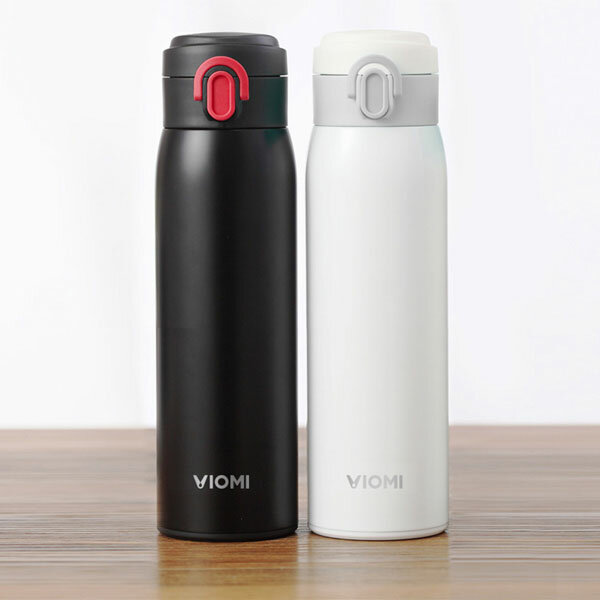 VIOMI 300ML Stainless Steel Thermose Double Wall Vacuum Insulated Water Bottle Drinking Cup Drinking Bottle