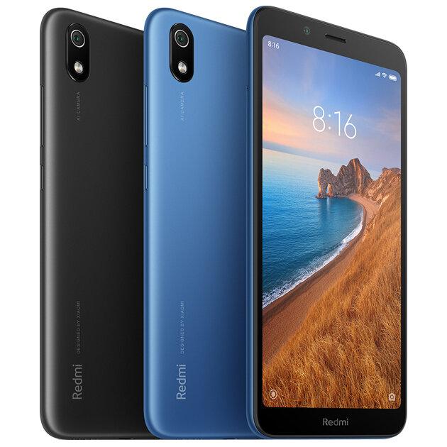 £113.30Xiaomi Redmi 7A Global Version 5.45 inch Face Unlock 4000mAh 2GB 32GB Snapdragon 439 Octa core 4G SmartphoneSmartphonesfromMobile Phones & Accessorieson banggood.com