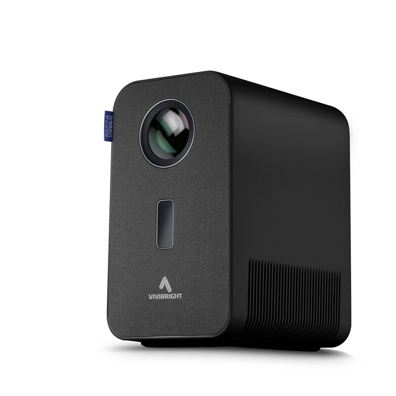 Vivibright D3000A FHD LED Projector 1920*1080 Pixels 220 ANSI Manual ±40° Keystone Correction Home Theater