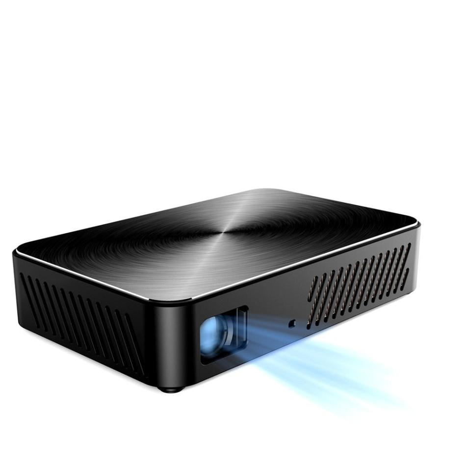 VIVIBRIGHT J10 Projector Android 6.01 1G+8G Beamer Mini DLP MicroProjector Home Theatre