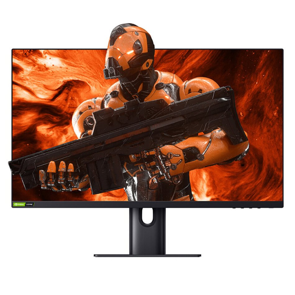 XIAOMI 24.5-inch Fast LCD Monitor 2ms GTG 165Hz 1920x1080 Resolution IPS Panel 400cd/㎡ 100% sRGB Wide Color HDR 400 Support G-SYNC Super Thin Body Home Office Computer Monitor