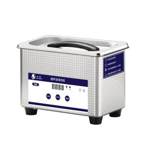 Στα 43€απόSkymen JP-008 Ultrasonic Cleaner 0.8L Manicure Tools Metal Parts Cutters Ultrasound Jewelry Bath Dental Ultrasonic Wavee Washing Machine
