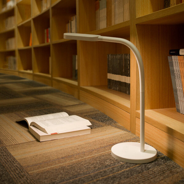 Yeelight YLTD01YL 3W/ YLTD02YL 5W 60 LED Touch Dimmable Desk Lamp Smart Table Light for Home (Xiaomi Ecosystem Product)