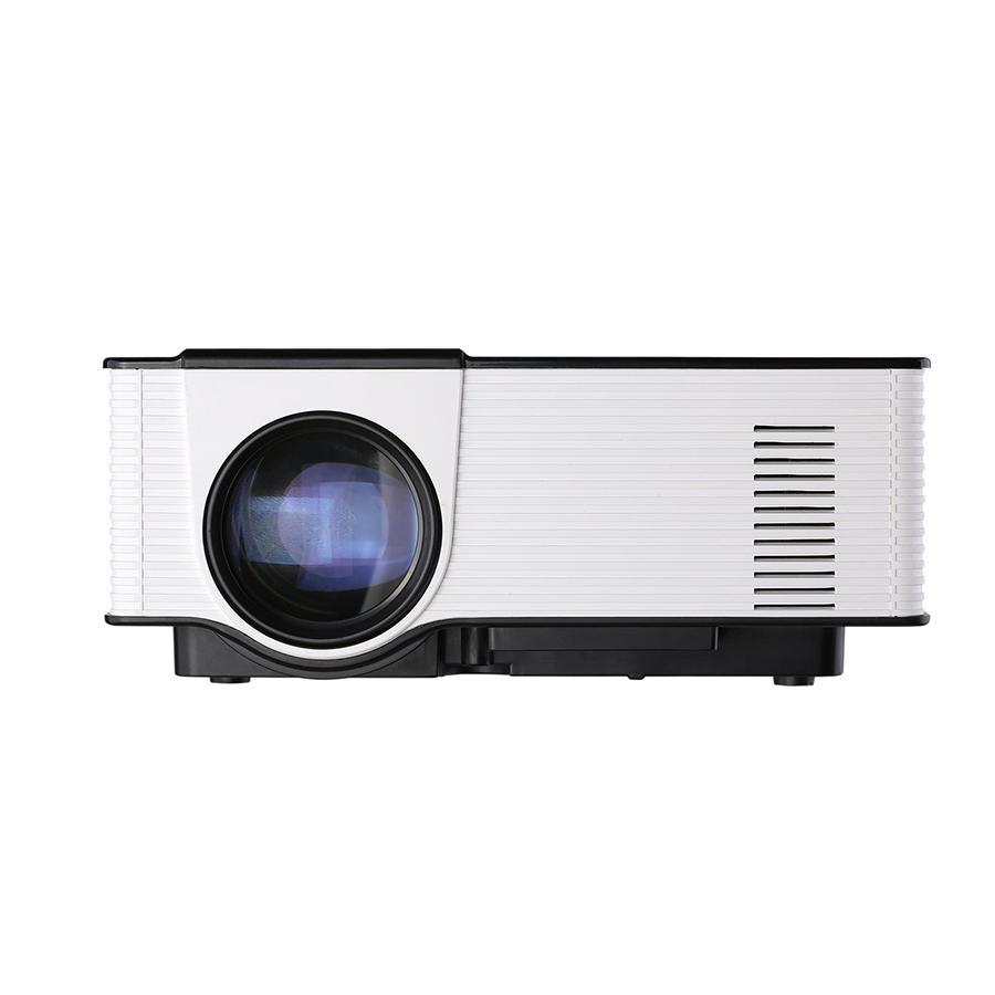 Visiontek VS-314 LCD Projector Full HD Mini LED Projector 2000 lumens 800*480 Portable Home Theater WiFi bluetooth Android