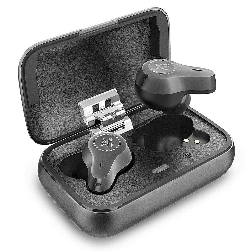 Mifo O7 Balanced Armature bluetooth 5.0 Touch Control Earphone Wireless Stereo Sports Headphones