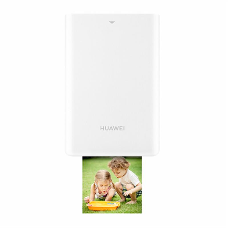 Original Huawei Zink Photo AR Printer 300dpi Honor Mini Pocket Printer bluetooth 4.1