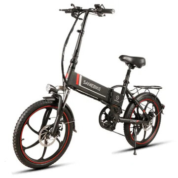 Samebike XW-20LY 350W Smart Folding Electric Bike