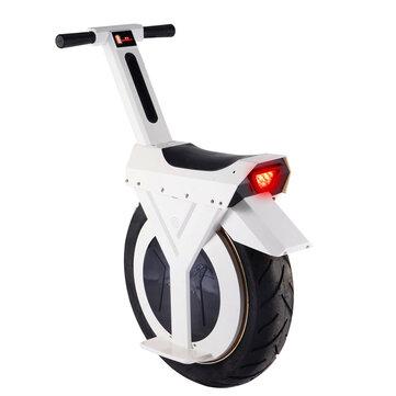 17 Inch One Wheel Motorcycle Waterproof 500W Self-Balancing Electric Unicycle Scooter