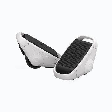 Xiaomi Mijia Ninebot Double Balance Wheel 130W 10km/h Max Speed Self Balancing Electric Scooter Grey White
