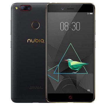 ZTE Nubia Z17 mini Dual Rear Camera 5.2 inch 4GB 64GB Snapdragon 652 Octa core 4G Smartphone
