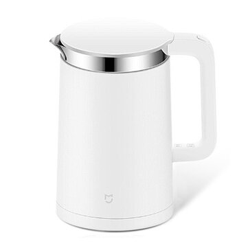 XIAOMI Mijia 1.5L / 1800W Smart Electric Water Kettle 304 Stainless Steel 12H Temperature Control Mihome App Control