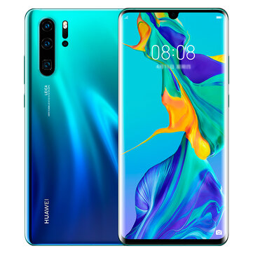 £934.12 HUAWEI P30 Pro 6.47 inch 40MP Quad Rear Camera Wireless Charge 8GB RAM 256GB ROM Kirin 980 Octa core 4G Smartphone Smartphones from Mobile Phones & Accessories on banggood.com