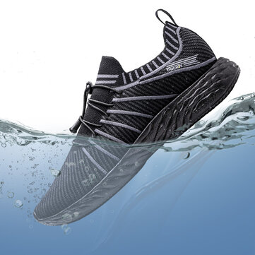 ONEMIX 2020 NEW Running Shoes Waterproof Breathable Anti-Slip Trekking Sports Shoes Men Sneakers Outdoor Climbing Hiking