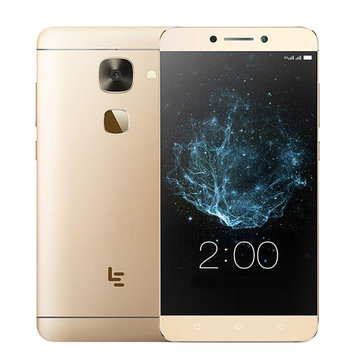 LeTV Leeco Le S3 X626 5.5 Inch 4GB RAM 32GB ROM MTK6797 Helio X20 Deca Core 4G Smartphone