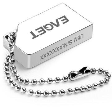 Για 30 ΤΜΧ η τιμή είναι σούπερ | EAGET U8M Mini USB2.0 64GB USB Flash Drive Pendrive 16G 32G Waterproof USB Disk Metal Portable Thumb Drive