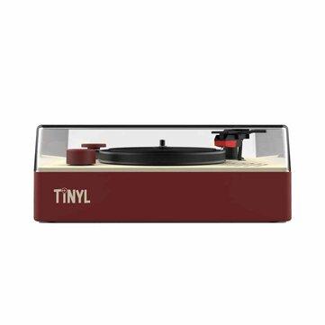 TINYL LOOP Mini Vinyl Bluetooth Phono 3 inch Vinyl Player External Audio Equipment from Xiaomi Youpin