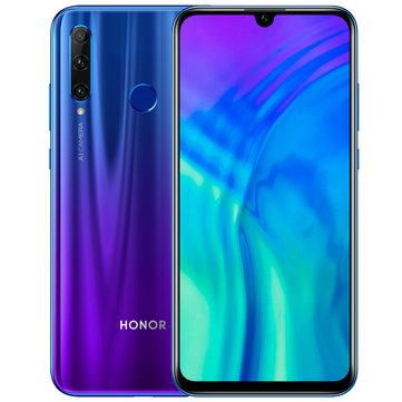Huawei Honor 20i 6.21 inch 32MP Front Camera 6GB 256GB Kirin 710 Octa core 4G Smartphone