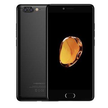 Meiigoo M1 5.5'' Dual Rear Cameras 6GB RAM 64GB ROM MTK6757 Helio P20 2.3GHz Octa-Core 4G Smartphone