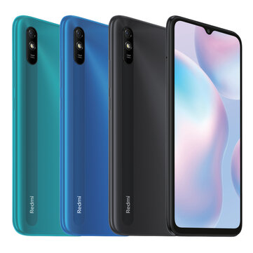 Xiaomi Redmi 9A Global Version 6.53 inch 2GB RAM 32GB ROM 5000mAh MTK Helio G25 Octa core 4G Smartphone Mobile Phones from Phones & Telecommunications on banggood.com