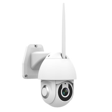 Bakeey V380 1080P 355° PTZ Outdoor Smart IP Camera
