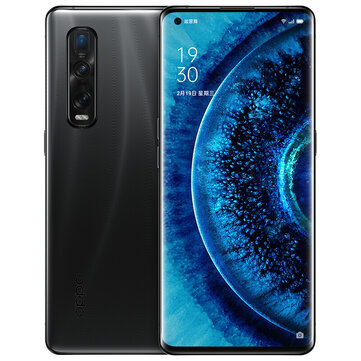 OPPO Find X2 Pro 5G Smartphone CN Version 6.7 inch 3K QHD+ 120Hz Refresh Rate 240Hz Touch Registration Rate NFC Android 10 4260mAh 48MP Triple Rear Cameras 32MP Front Camera 12GB 256GB Snapdragon 865 Smartphones from Mobile Phones & Accessories on banggood.com