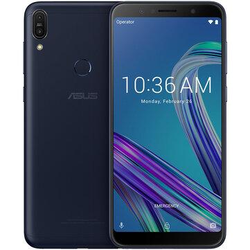 £170.5319%ASUS ZenFone Max Pro M1 ZB602KL Global Version 6.0 Inch FHD+ 5000mAh 6GB 64GB Snapdragon 636 Octa Core 4G SmartphoneSmartphonesfromMobile Phones & Accessorieson banggood.com