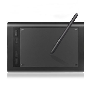 Acepen AP1060 10*6 Inches Graphics Drawing Tablet