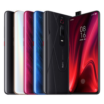 Xiaomi Redmi K20 Pro Premium Edition 6.39 inch 48MP Triple Camera NFC 4000mAh 8GB 128GB Snapdragon 855 Plus Octa core 4G SmartphoneSmartphonesfromMobile Phones & Accessorieson banggood.com